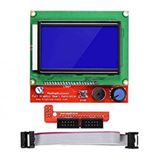 LCD Skärm 128x64